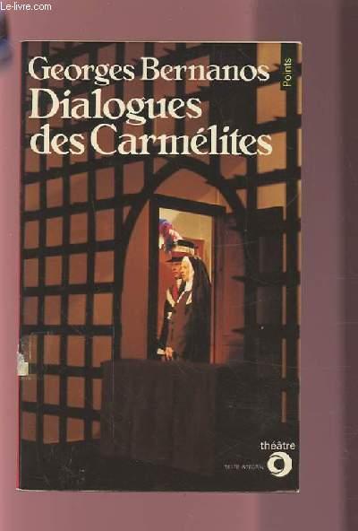 DIALOGUE DES CARMELITES.