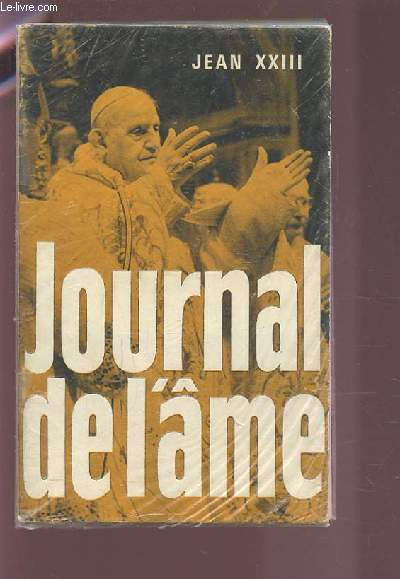 JOURNAL DE L'AME.