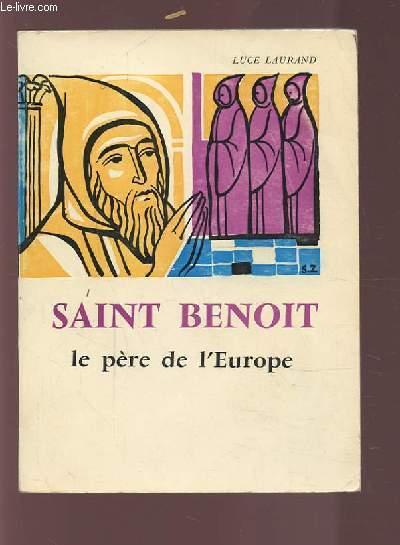 SAINT BENOIT - PERE DE L'EUROPE.