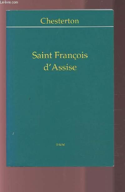 S. FRANCOIS D'ASSISE.
