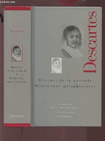 DISCOURS DE LA METHODE / MEDITATIONS METAPHYSIQUES.