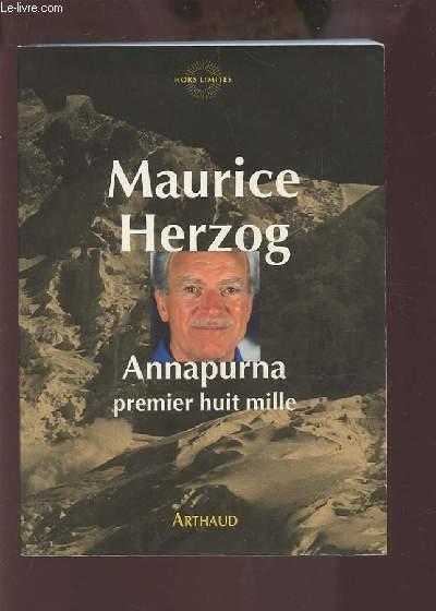 ANNAPURNA - PREMIER HUIT MILLE.