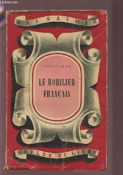 LE MOBILIER FRANCAIS - VOLUME N°7