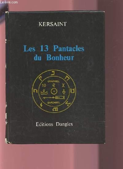 LES 13 PANTACLES DU BONHEUR.
