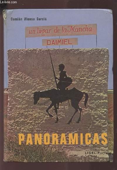 PANORAMICAS - TROISIEME ANNEE D'ESPAGNOL.