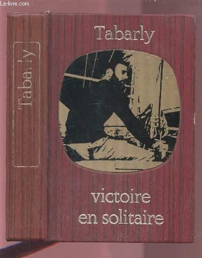 VICTOIRE EN SOLITAIRE - BIBLIOTHEQUE DE LA MER.