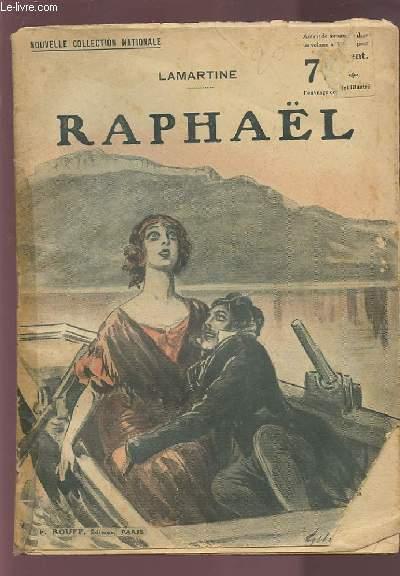 RAPHAEL - NOUVELLE COLLECTION NATIONALE.