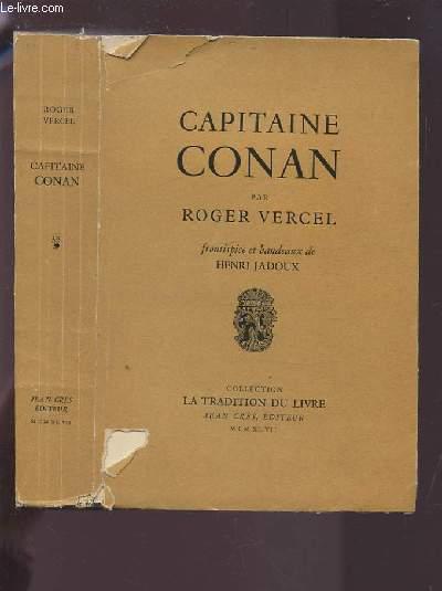 CAPITAINE CONAN.