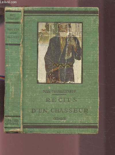 RECITS D'UN CHASSEUR - 6° EDITION.