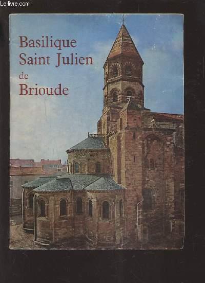 BASILIQUE ST JULIEN DE BRIOUDE.