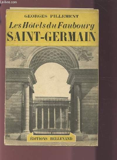 LES HOTELS DU FAUBOURG SAINT-GERMAIN.