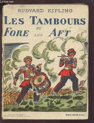 LES TAMBOURS DU FORE AND AFT.