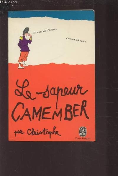LE SAPEUR CAMEMBER.