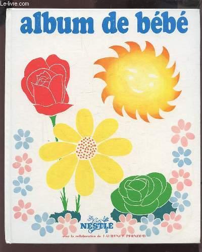 ALBUM DE BEBE.