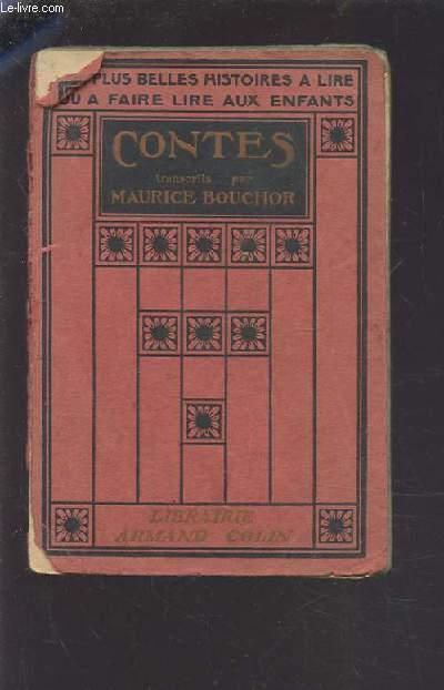 CONTES - D'APRES LA TRADITION ORIENTALE ET AFRICAINE - LES PLUS BELLE HISTOIRES A LIRE OU A FAIRE LIRE AUX ENFANTS.
