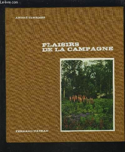 PLAISIRS DE LA CAMPAGNE.