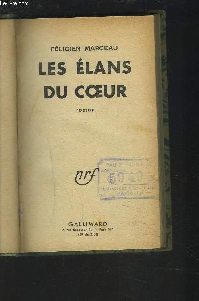 LES ELANS DU COEUR.