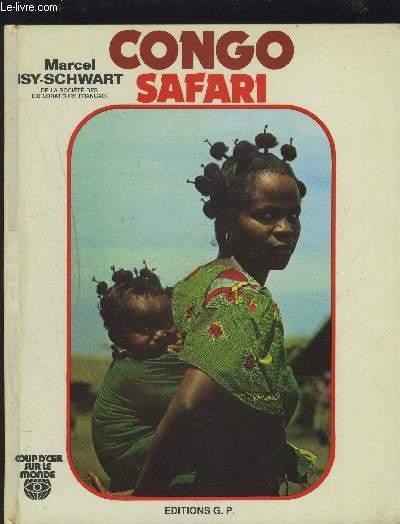 CONGO SAFARI - (ZAÏRE).