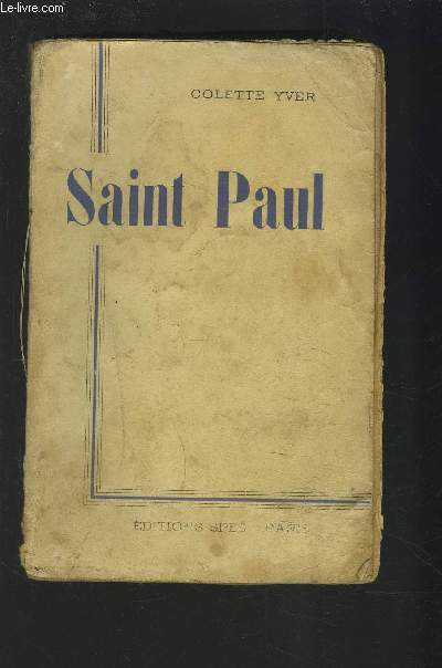 SAINT PAUL.