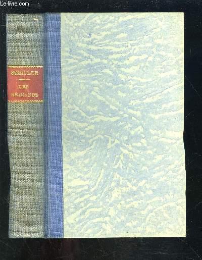 LES BRIGANDS - DIE RAUBER / COLLECTION BIBLINGUE DES CLASSIQUES ETRANGERS - FRANCAIS/ALLEMAND.