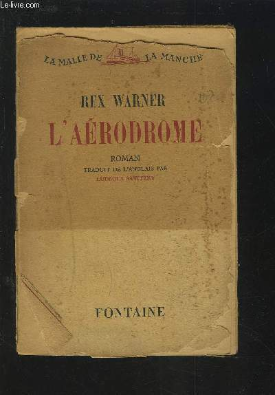L'AERODROME - COLLECTION LA MALLE DE LA MANCHE.