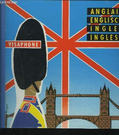 VISAPHONE - ANGLAIS / ENGLISCH / INGLES / INGLESE.