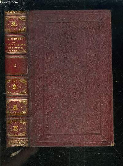 GUIDE DE L'AMATEUR DE FAIENCES ET PORCELAINES - TOME 2 - 4° EDITION.