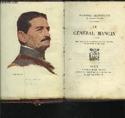 LE GENERAL MANGIN.