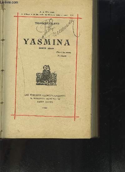 YASMINA - ROMAN ARABE