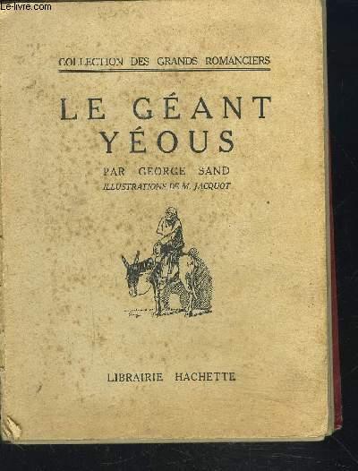 LE GEANT YEOUS - Collection des grands romanciers