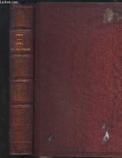 LIVRE DES ORATEURS - 13ème édition