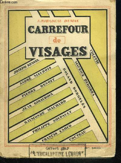 CARREFOUR DE VISAGES