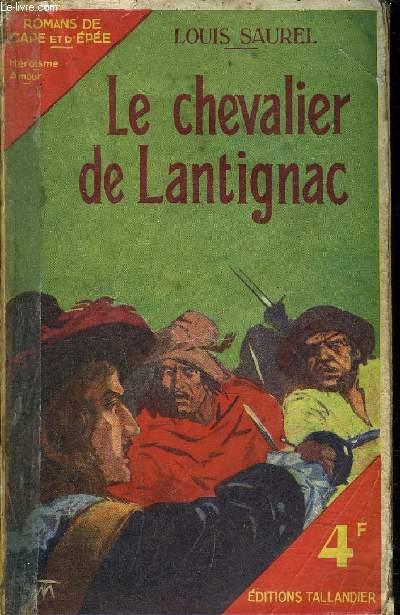LE CHEVALIER DE LANTIGNAC.