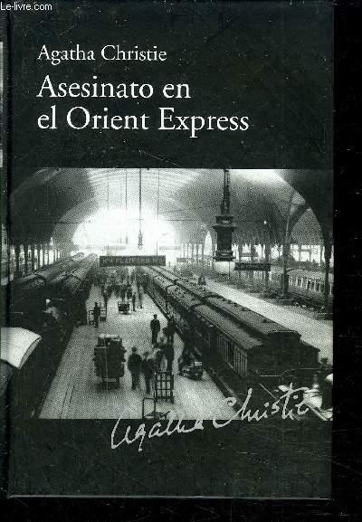 ASESINATO EN EL ORIENT EXPRESS.