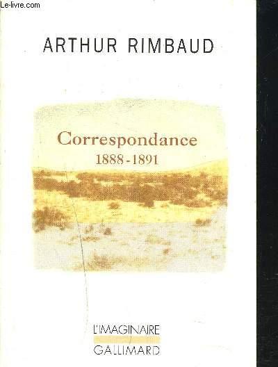 CORRESPONDANCE 1888-1891.