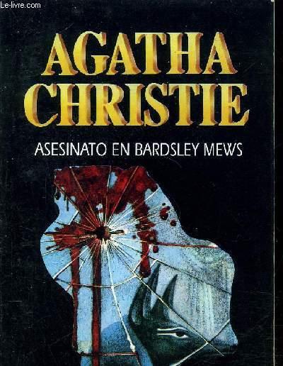 ASESINATO EN BARDSLEY MEWS.