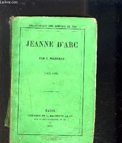 JEANNE D'ARC - 1412 -1432