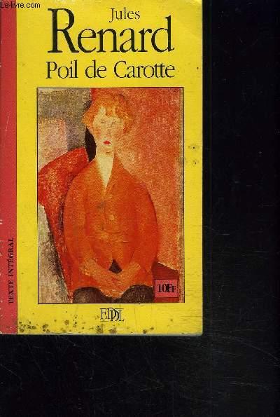 POIL DE CAROTTE- TEXTE INTEGRAL