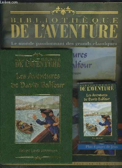 LES AVENTURES DE DAVID BALFOUR