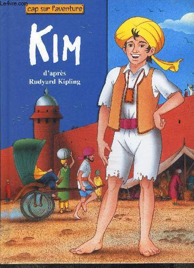 KIM COLLECTION CAP AVENTURE
