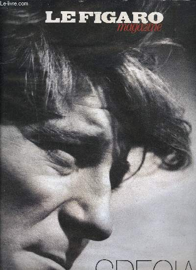 LE FIGARO MAGAZINE / CAHIER N°5- 13 MAI 2000 N° 17332