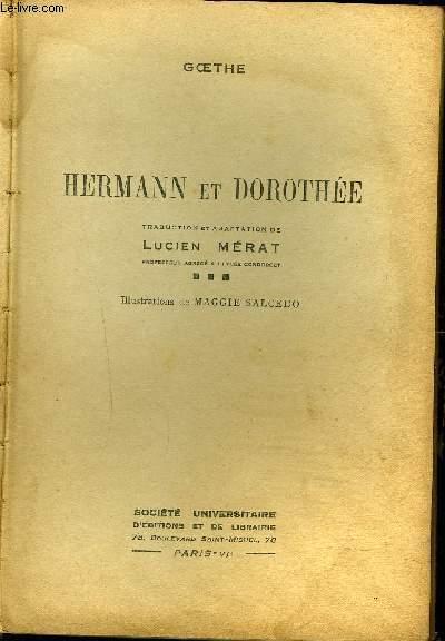 HERMANN ET DOROTHEE