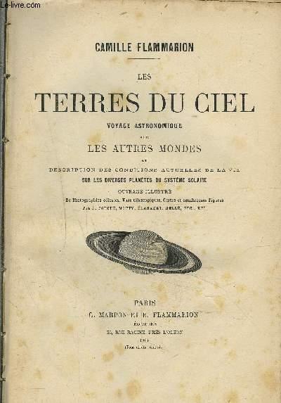 TERRES DU CIEL - VOYAGE ASTRONOMIQUE SUR LES AUTRES MONDE