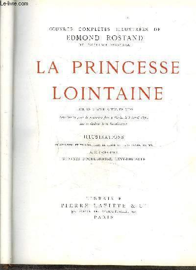 LA PRINCESSE LOINTAINE  LES ROMANESQUE