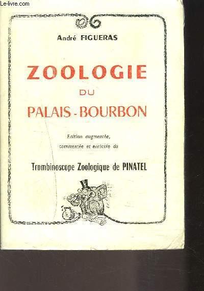 ZOOLOGIE DU PALAIS-BOURBON