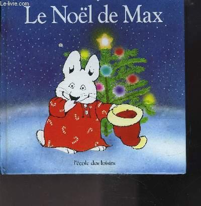 LE NOEL DE MAX