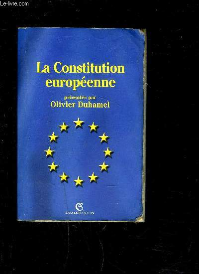 LA CONSTITUTION EUROPENNE