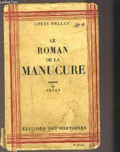 LE ROMAN DE LA MANUCURE