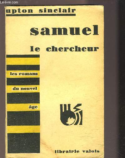 SAMUEL LE CHERCHEUR