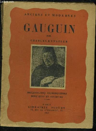 GAUGUIN- ANCIENS ET MODERNES